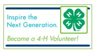 4-H Inspire the Next Generation