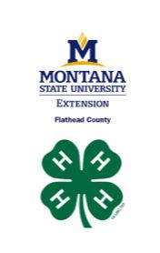 MSU Logo with 4-H Clover underneath